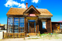 Cain Residence, Bodie California
