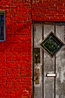 Bricks and Door