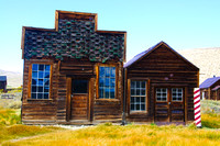Bodie bar and barber shop