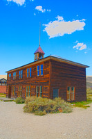 School House, Bodie California